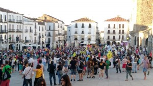 Jornada antinuclear 11 junio 2016 Cáceres