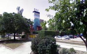 Plaza de la Asociación.Orcastias