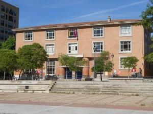 Imagen del Centro cultural de Meseta de Orcasitas.