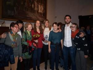 Premio mujer Sevilla 2016 al Programa Por los Buenos Tratos