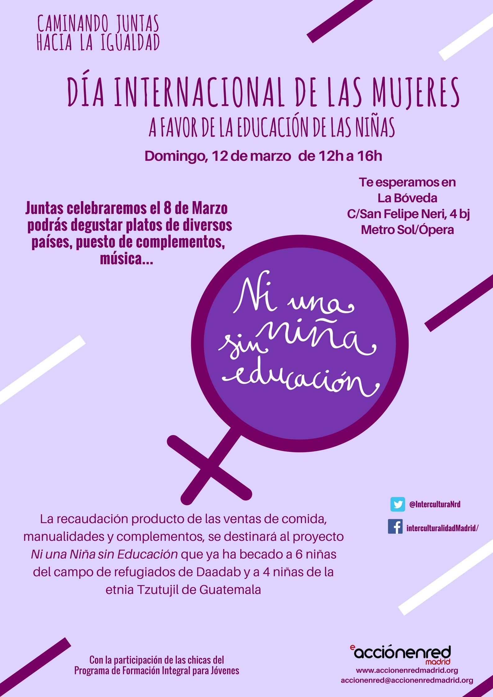 El Grupo Intercultural De Mujeres Caminando Juntas Hacia La