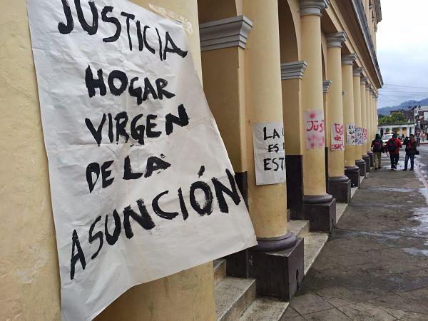 Trágico 8 de Marzo en Guatemala.