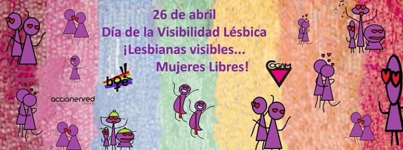 Día por la visibilidad lésbica 2018